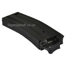 BattleAxe 450RD Metal Mag for Airsoft M4 / M16 AEGs